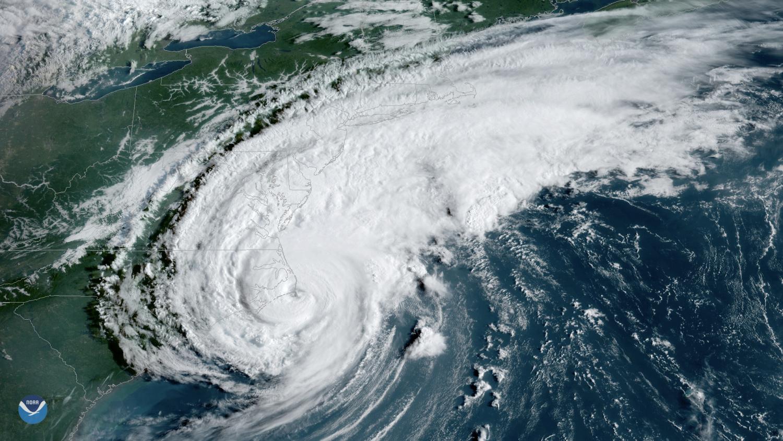 Hurricane Dorian, 2019