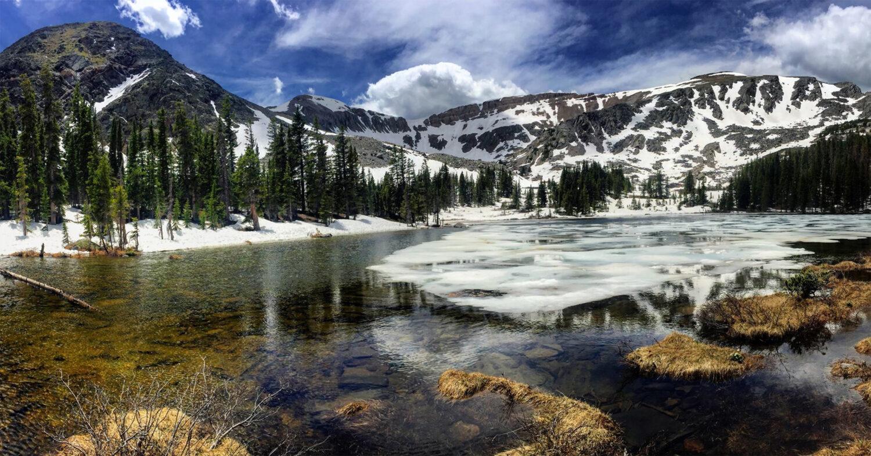Mountains - Ellie Cardenal